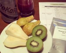 Frühstück Tag 1